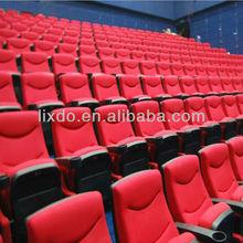 factory price auditorium seating ,fabric seat auditorium chair,theater furniture