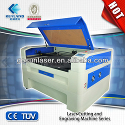laser wood cutter red dot 1300*900mm130w laser wood cutting