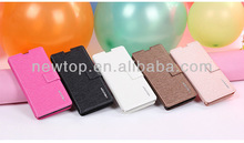 2014 western cell phone cases pu leather phone case for lenovo a390