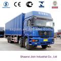 la compra de shaanxi camión de carga grande 8x4 van