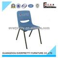 Pvc cadeira de plástico fábrica, Plástico transparente cadeira, Cadeiras para a escola