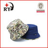 High Quality Camouflage Bucket Fisherman Cap Wholesale