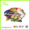 Wholesale high quality velvet pouch for gift package