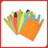 Wholesale jelly tote nylon bag, portable foldable shop bag