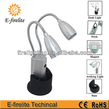 Multi-functional flexiable LED desk lamp/ LED reading lamp/lighting