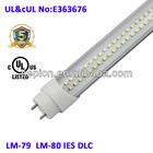 electronic ballast led light tube T8 lamp 110v-277v smd5630 smd2835 leds UL external driver