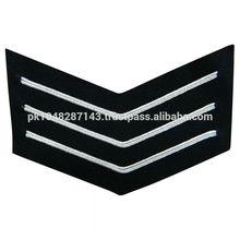 Military Uniform aiguillettes, Lanyards, Tessalles, Cap Cords, Sword knots, Hand embroidery badges, Shoulder Slides, chevrons
