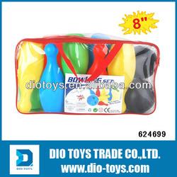 "mini 8"" bowling sport toy kids bowling ball"