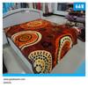 2014 new design heavy polyester mink mink royal blanket 4kg