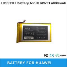 Mobile Battery Lithium HB3G1H for HUAWEI MediaPad 7Lite S7-301U batteries 4000mah