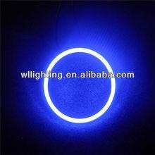 80mm 160 SMD LED Car Headlight Angel Eyes Ring Light
