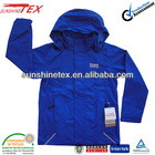 Boy's Rain Jacket windbreaker coat