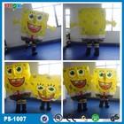 2014 Custom Inflatable Cartoon Character,Inflatable Moving Cartoon Mascot,Inflatable Costume