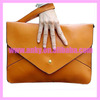 Cheap 2014 fashion PU leather ladies bridal clutch bag with chain strag AACC-1413 S