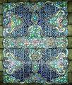 glasmosaik wandbilder Wandmalereien