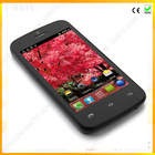 4inches cheapest 3g android dual sim No Brand mobile phones made in China OEM ODM Factory CE Rohs CERTIFICATION