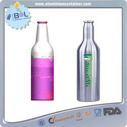 Empty bottle for non alcoholic malt beverage