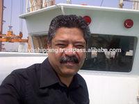 Cargo service from Dubai/jebel ali to Pakistan
