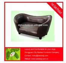 Luxury Leather Pet Sofa