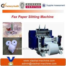 Hydraulic Loading No Overlap Thermal Paper Slitting Rewinding Machine
