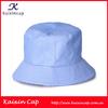 Blue Ladies Cotton Custom High Quality Bucket Hat And Cap/Fashion Wholesale Bucket Caps Short Brim Custom Cap And Hat