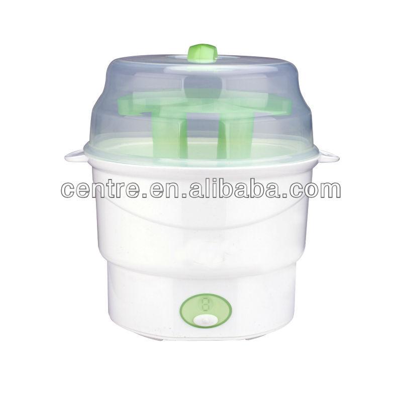 Sterile Bottles Baby Bottle Steam Sterilizer