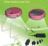 China factory 2014 New portable solar table light solar power emergency lights with USB charge