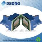 Original reset toner cartridge chip for Sharp 158/158S/158F/158N