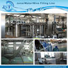 Factory shop PET bottle flavor water bottling machinery