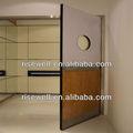 el último diseño de madera puerta