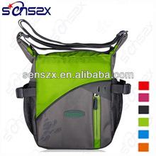 cell phone shoulder long strap bag polyester bags