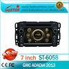 LSQ STAR car radio Gps for GMC adadia 2013 3G factory price for wholesaler