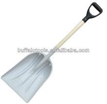 plastic shovel with handle ,snow shovel