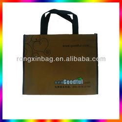 Hot selling jute non woven 6 bottle wine tote bag