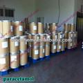 Iso9001 / GMP aprobación Paracetamol materia prima inyectable grado Paracetamol DC 90
