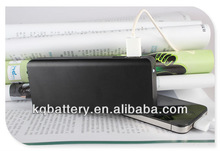 10000mah dual usb 5V 1A 2.1A for power bank