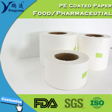 Single Side PE Coated Paper Roll for Sugar