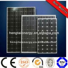 80W mono crystalline solar panel, PV solar module