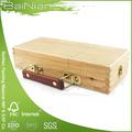 持ち運びに便利なブナ木製スケッチボックス