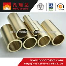 ASTM B 111 C 70600 copper nickel alloy tubes price for heat exchanger