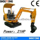 digger machine SG Mini Excavator