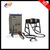 Pipe paint spraying heating equipment