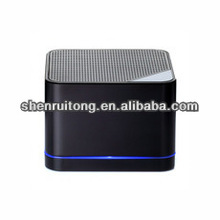 Small steel gun Bluetooth wireless mini portable stereo subwoofer speaker phone call car shipping