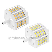 New 5W R7S J78 24LED 5050 SMD Lamp Energy Saving Light Bulb 78mm