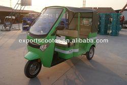 three wheel passenger tricycle 150cc gasoline tricycle, motorized tricycle, taxie passenger tricycle