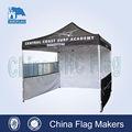 impermeável exposição promoção pop up tenda