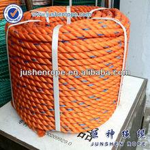 3 strands Manila ropes Impa code 21 01 13