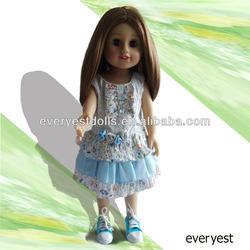 sale 2014 new little model girl dolls