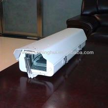 cctv aluminum camera case with wiper H4829SHKWG