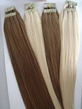 2013 Top 5A Quality Virgin Remy Tape Hair Skin Weft With Super Italy Glue